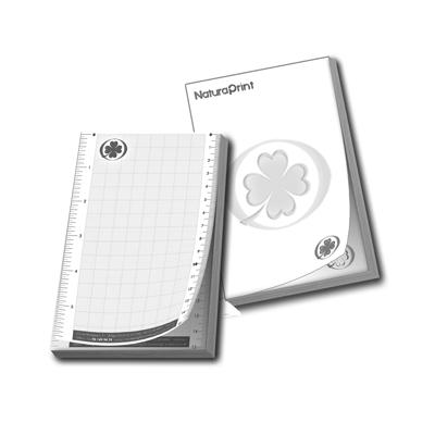 Blocs de notas A5 escala de grises