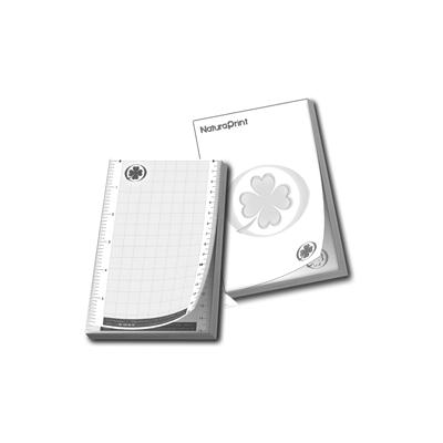 Blocs de notas A6 escala de grises
