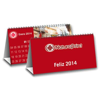 Calendarios barraca mensual color